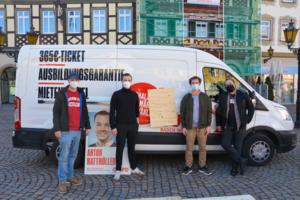 JGR Bad MGH im Austausch mit der SPD